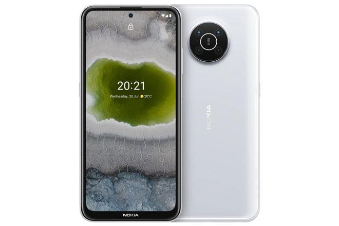 Nokia X10 5G.