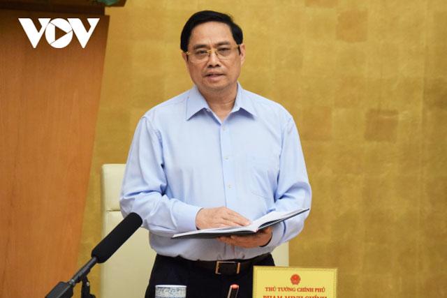 Thủ tướng quyết định bổ sung dự toán ngân sách của Bộ Y tế để phục vụ phòng, chống dịch