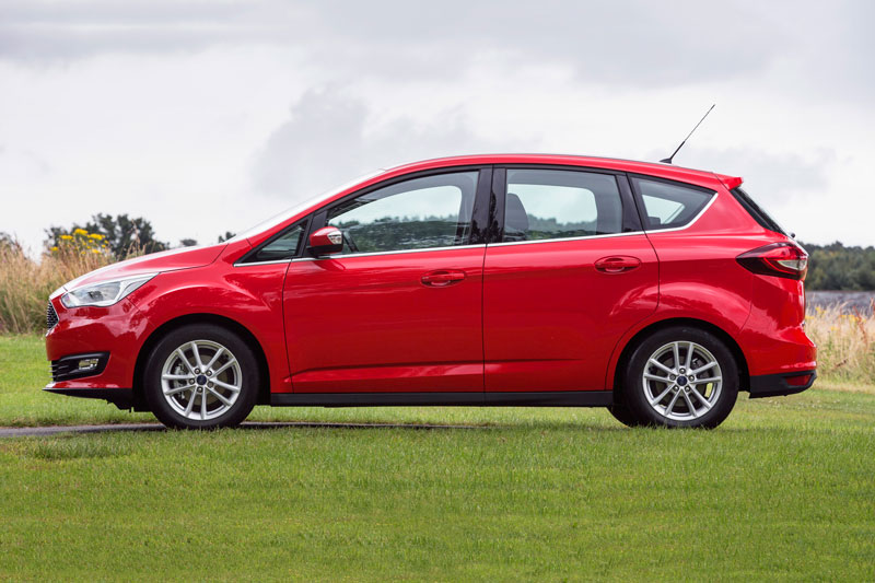 2. Ford C-Max.