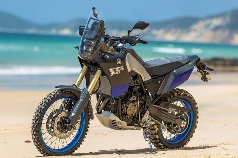 4. Yamaha Tenere 700.