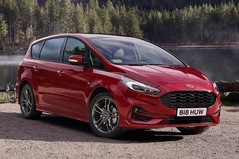 6. Ford S-Max.