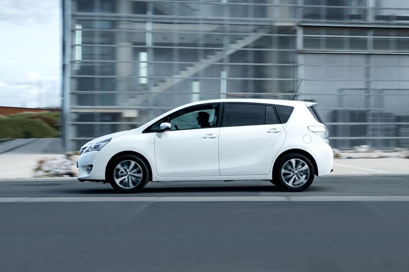 7. Toyota Verso.