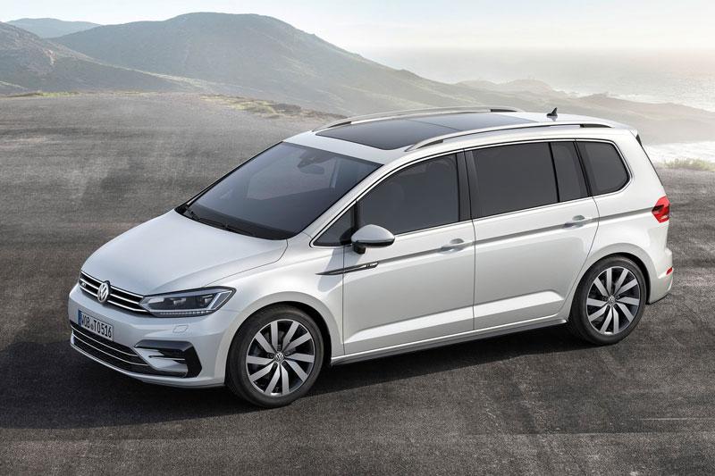 8. Volkswagen Touran.