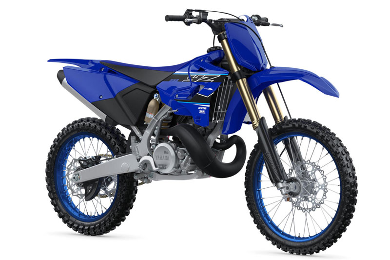 9. Yamaha YZ 250.