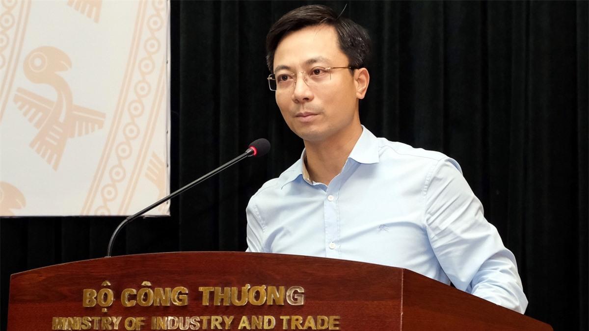 Ông Trần Duy Đông – Vụ trưởng Vụ Thị trường trong nước, Bộ Công Thương
