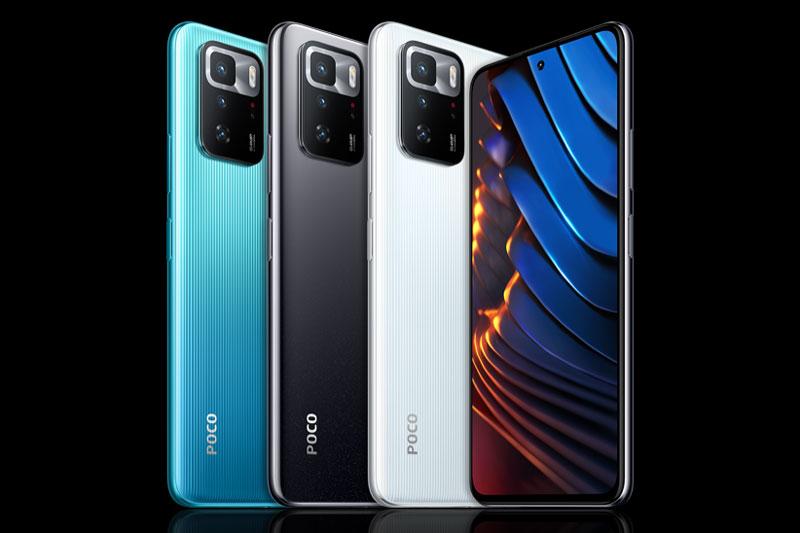 Xiaomi Poco X3 GT 5G.