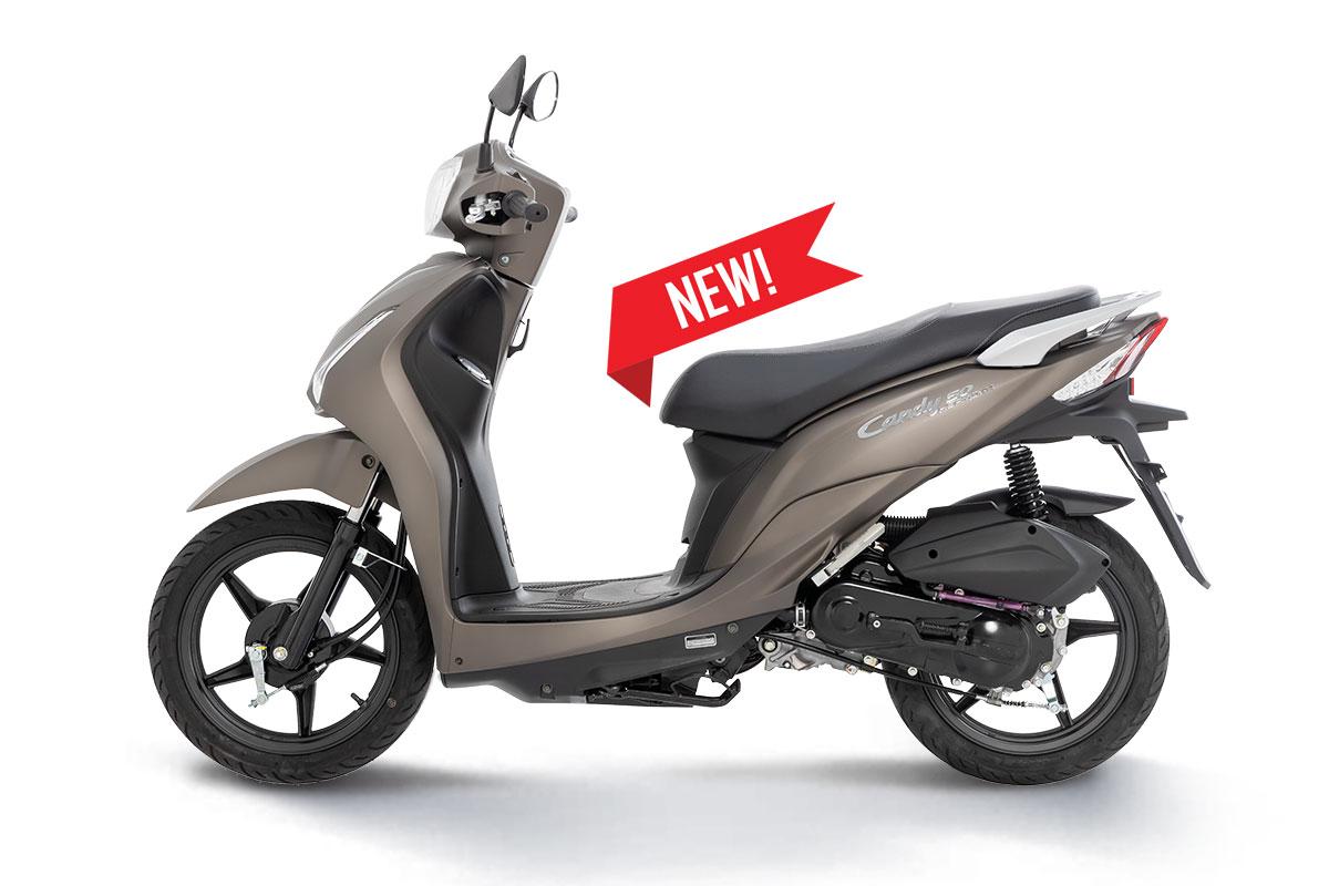 Bảng giá xe Kymco tháng 8/2021: Thêm sản phẩm mới