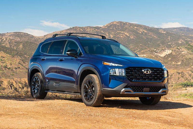 Hyundai Santa Fe XRT 2022.