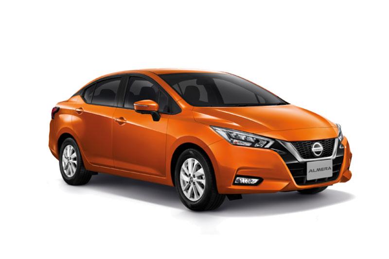 Nissan Almera giá từ 469 triệu đồng có ưu điểm gì để 'đấu' với Toyota Vios, Hyundai Accent?