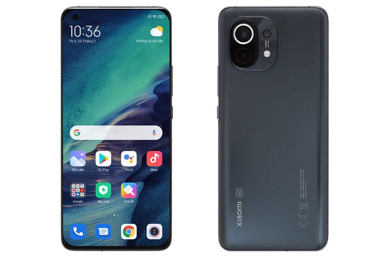 Xiaomi Mi 11 5G.