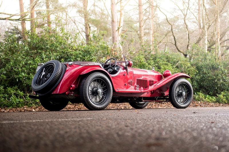 10. Alfa Romeo 8C 2300 Monza 1931.