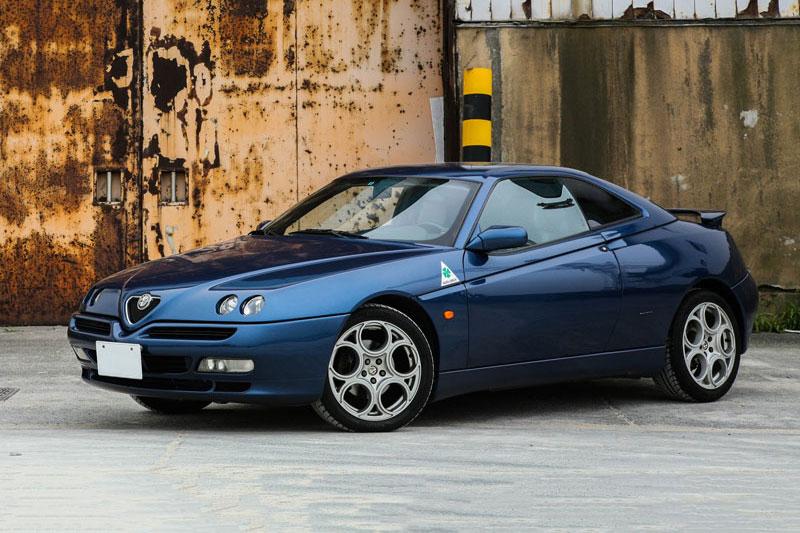 5. Alfa Romeo GTV 1993.