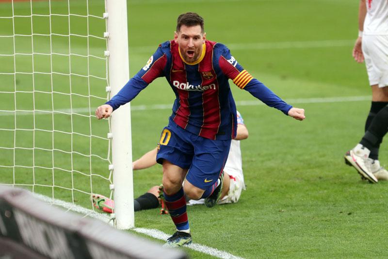 BTC La Liga không nhượng bộ để Barca ký hợp đồng với Messi