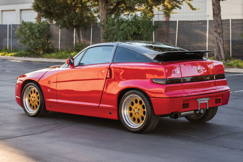 6. Alfa Romeo SZ 1991.
