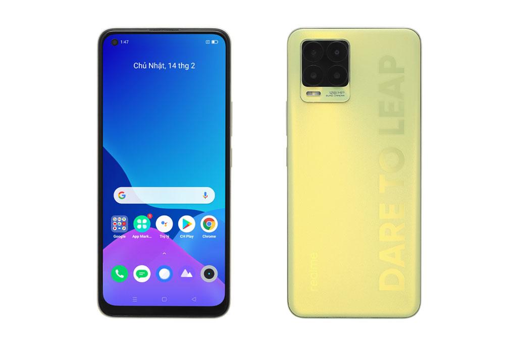 Bảng giá điện thoại Realme tháng 8/2021: Loạt sản phẩm giảm giá