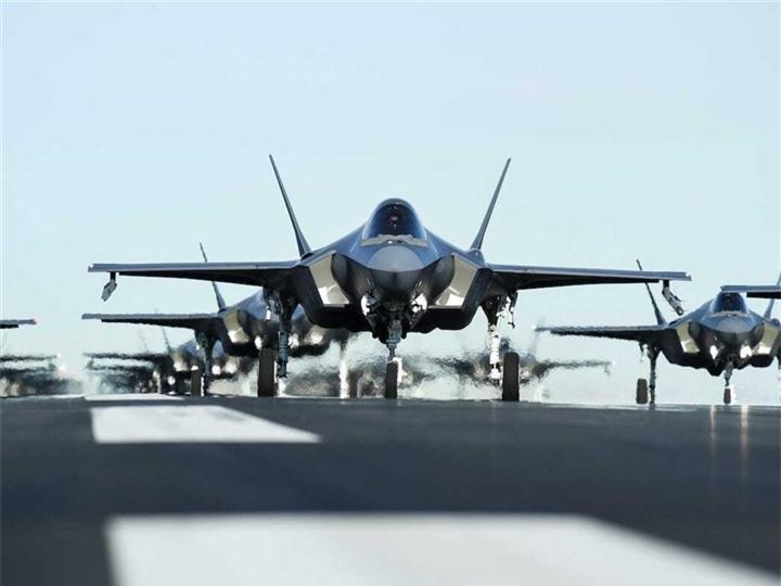 Không quân Mỹ kiệt quệ vì tiêm kích F-35, ngân sách tăng chóng mặt - 1