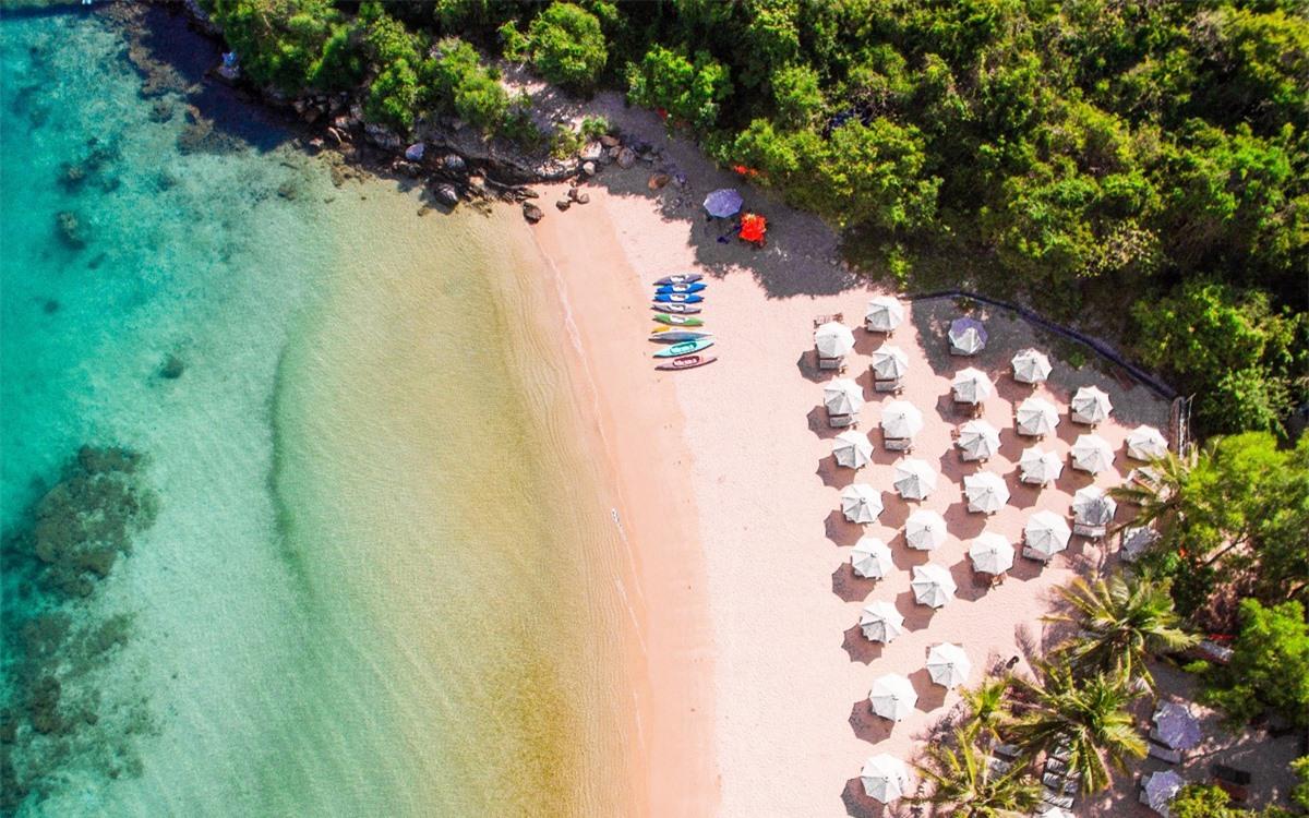 Check-in địa điểm không kém Maldives ở Nha Trang -0