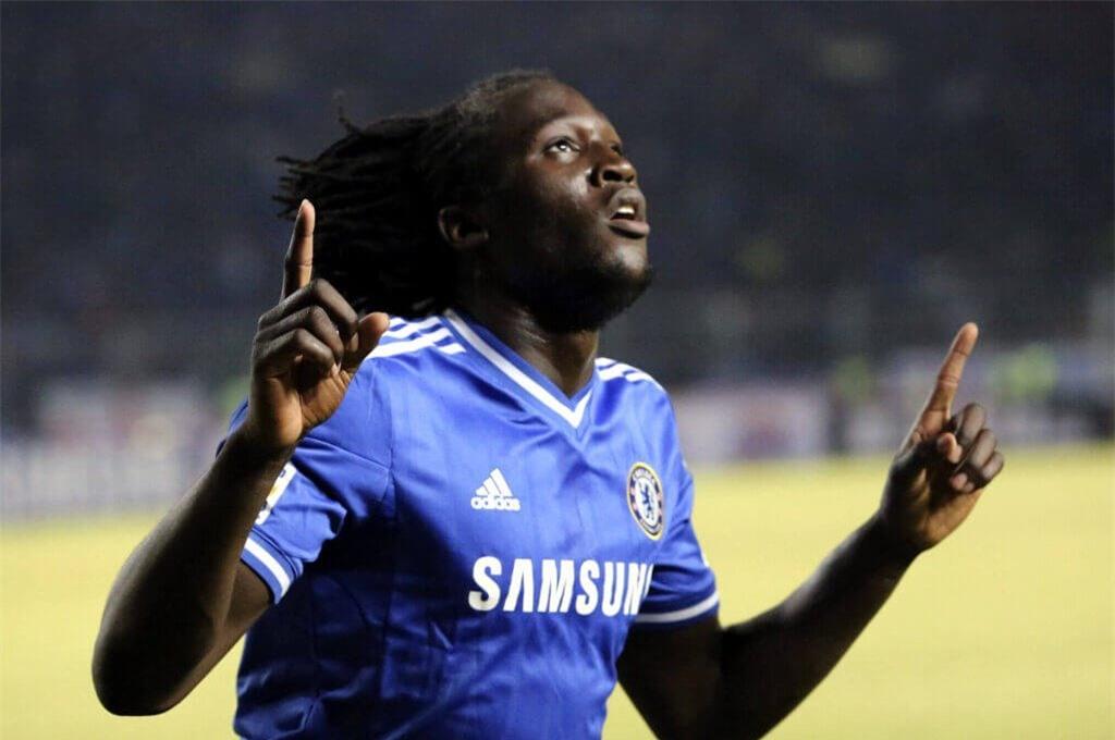 10 năm trước Chelsea đã có Lukaku, và bây giờ họ lại nỗ lực có được tiền đạo này lần thứ ba