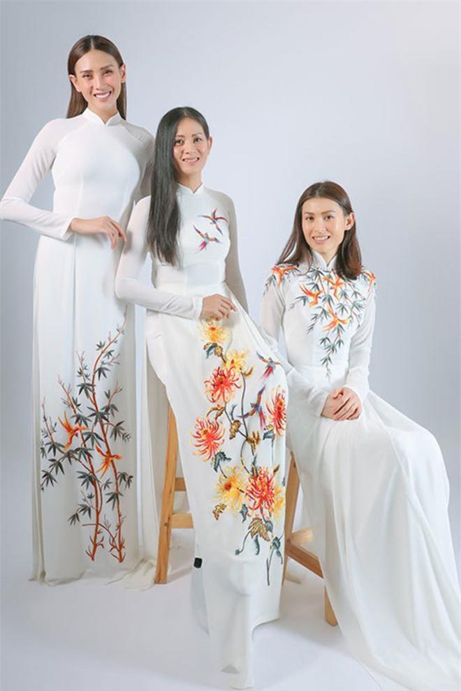Võ Hoàng Yến tiết lộ bí mật về gia thế khủng với hai chị gái xinh đẹp, nổi tiếng của mình - Ảnh 1.