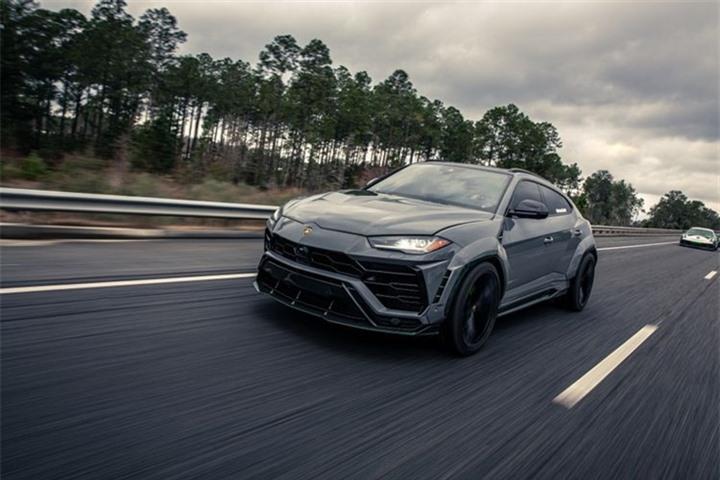 Vì sao Urus là chiếc Lamborghini bán chạy nhất mọi thời đại? - 1