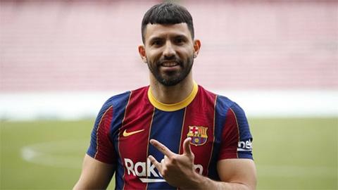 Vừa tới Barca, Aguero tiêu nửa triệu USD mua xế hộp