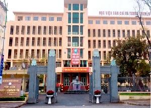 Học viện Báo chí và Tuyên truyền không tổ chức thi Năng khiếu báo chí năm 2021