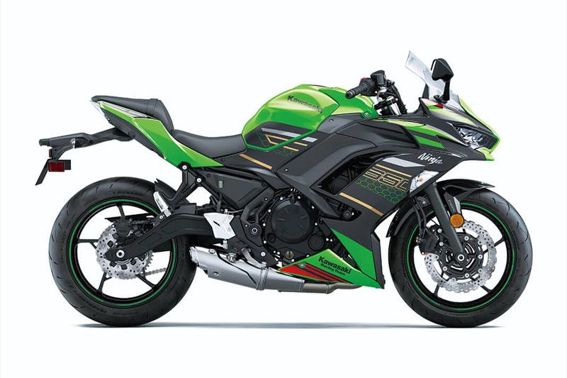 1. Kawasaki Ninja 650.