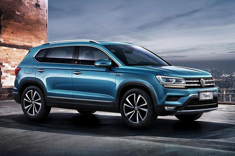 Volkswagen Tharu ra mắt tại Đông Nam Á, sắp về Việt Nam