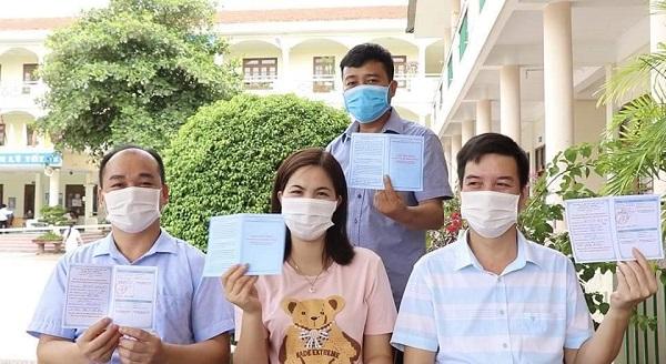 Vaccine Sinopharm đã được tiêm cho người dân ở Quảng Ninh.