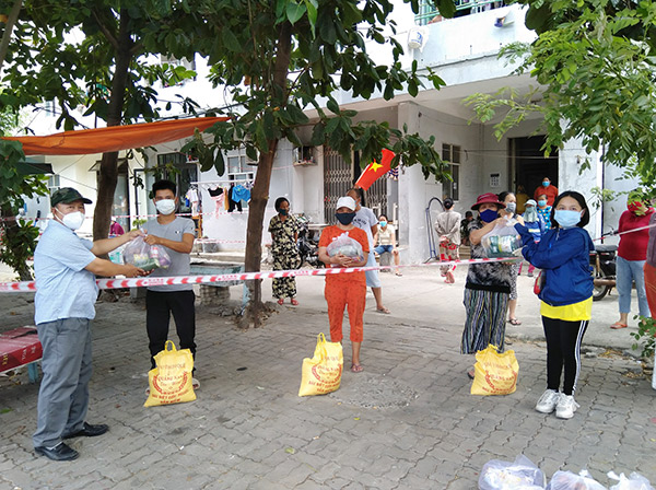 Đà Nẵng: Ngày 5/8, số ca mắc mới COVID-19 trong cộng đồng có dấu hiệu hạ nhiệt