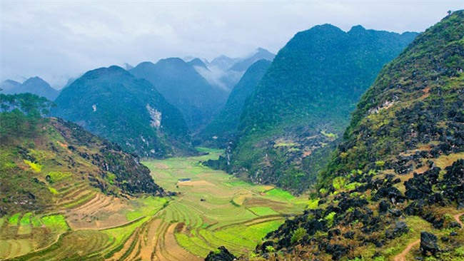 Những thung lũng được khách Tây ưa chuộng nhất ở vùng núi phía bắc Việt Nam 1