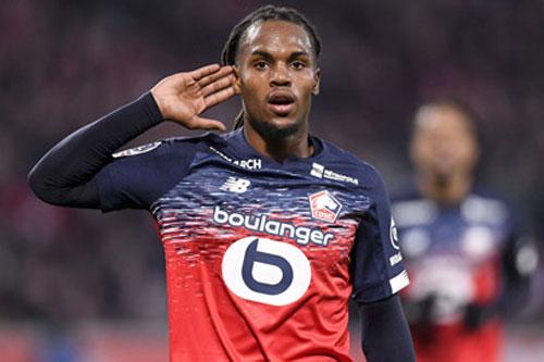 Lille ra giá cho Renato Sanches cho MU, Barca