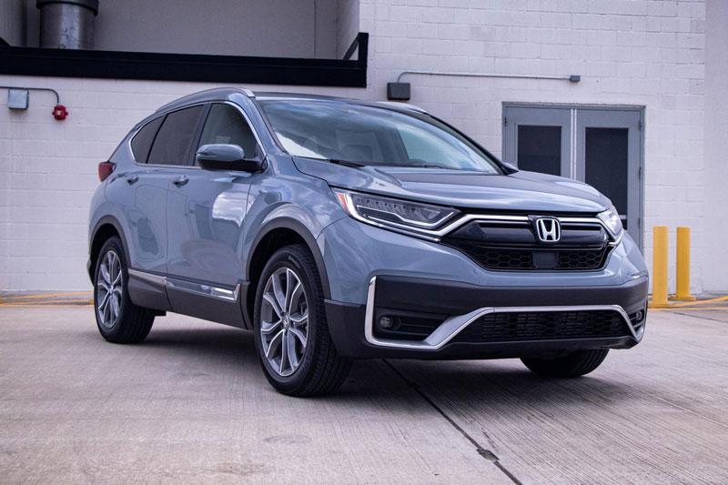 4. Honda CR-V 2021 (giá khởi điểm: 25.350 USD).