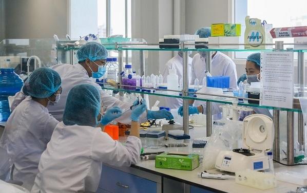 Kế hoạch đến năm 2030 Việt Nam sẽ sản xuất được tối thiểu 20 loại vaccine.