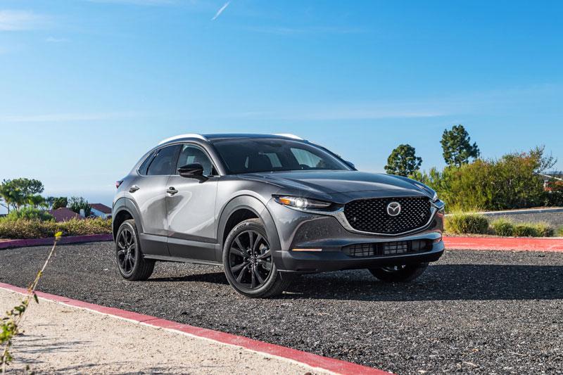 9. Mazda CX-30 2021 (giá khởi điểm: 22.050 USD).