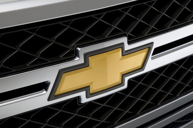 1. Chevrolet.