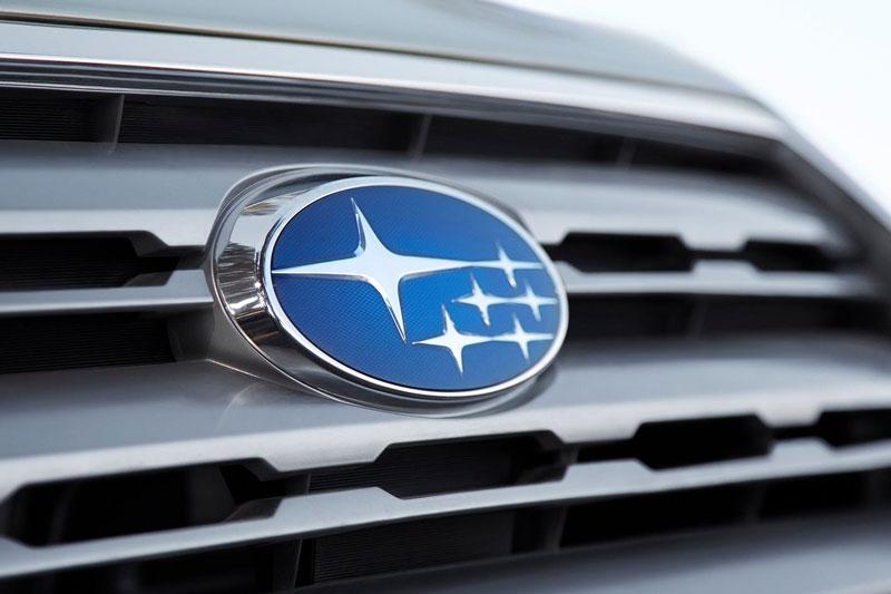 5. Subaru.