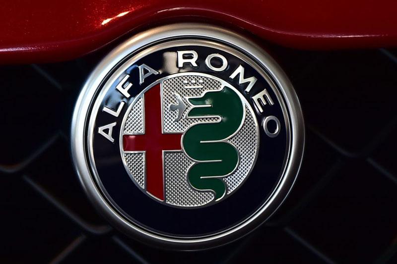 6. Alfa Romeo.