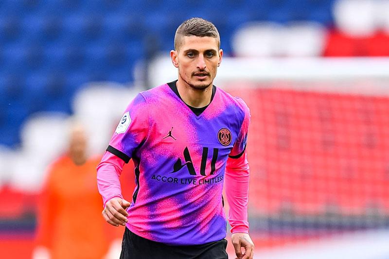 Tiền vệ trung tâm: Marco Verratti.