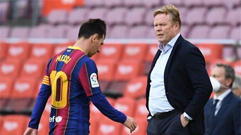 Barca vẫn còn chồng chất khó khăn