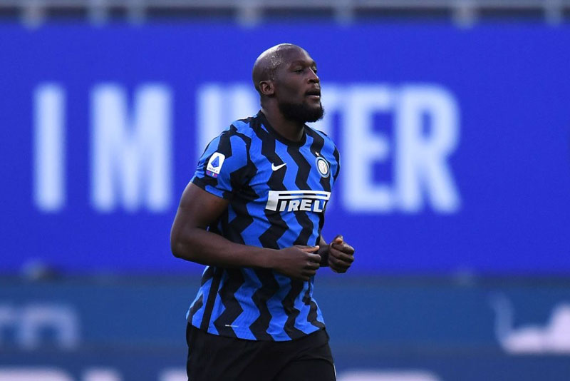 Tiền đạo: Romelu Lukaku (Inter Milan).
