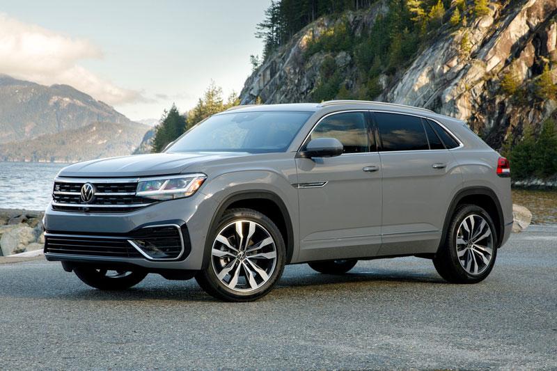 3. Volkswagen Atlas 2021.