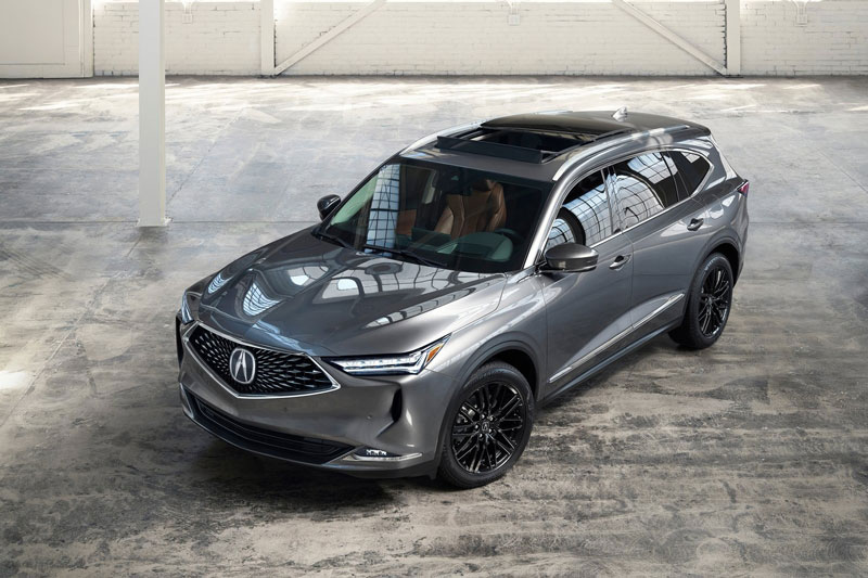 7. Acura MDX 2022.