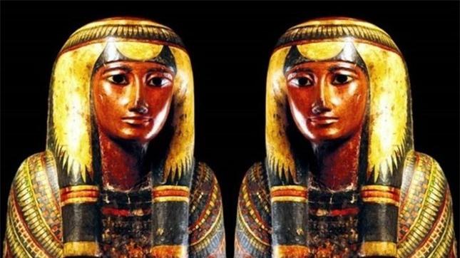 Bí ẩn cỗ quan tài tuyệt đẹp chứa xác ướp nữ ca sĩ Ai Cập có số phận bi thảm ảnh 1