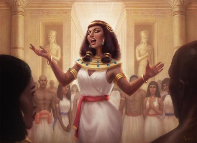 Bí ẩn cỗ quan tài tuyệt đẹp chứa xác ướp nữ ca sĩ Ai Cập có số phận bi thảm ảnh 2
