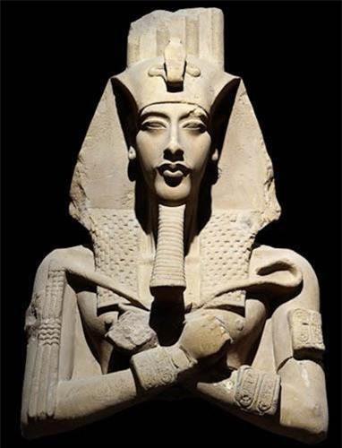 Bí ẩn vị pharaoh Ai Cập nằm lẻ loi trong lăng mộ đơn sơ đến bất ngờ ảnh 4