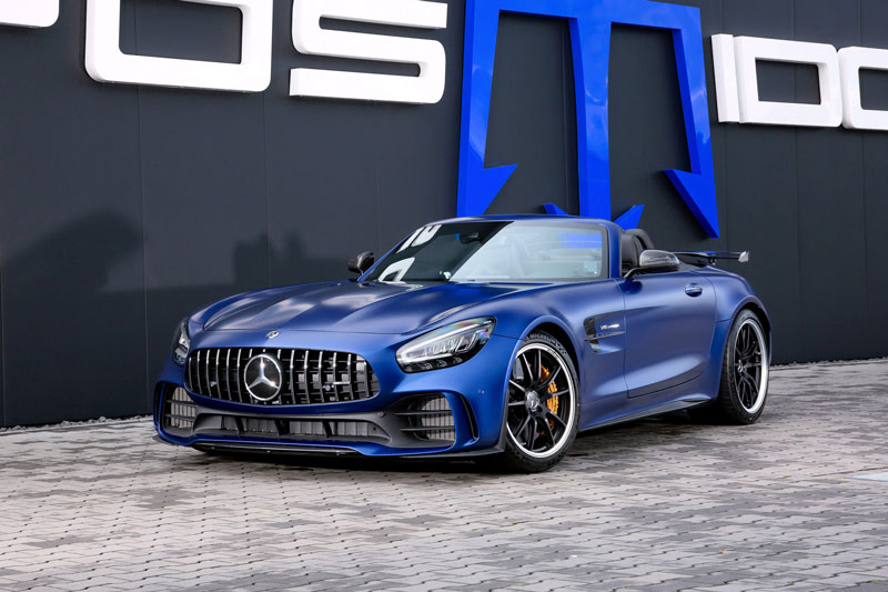 Mercedes-AMG GT R Roadster Posaidon.