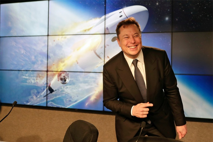 Elon Musk thu nhap so 1 nuoc My,  CEO,  My anh 2