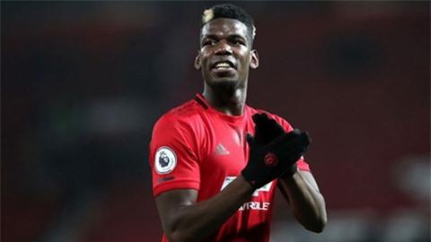 Man United tiếp tục đàm phán giữ chân Pogba