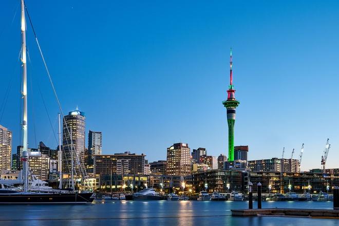 Nhiều người lầm tưởng Auckland là thủ đô của New Zealand bởi đây là thành phố đông dân nhất đồng thời là trung tâm kinh tế của quốc gia. Theo cuộc khảo sát của Economist Intelligence Unit (cơ quan nghiên cứu kinh tế toàn cầu - EIU) năm 2021 đã đánh giá đây còn là thành phố đáng sống nhất thế giới. Tuy nhiên, thủ đô của New Zealand lại là Wellington. Ảnh: Unsplash.